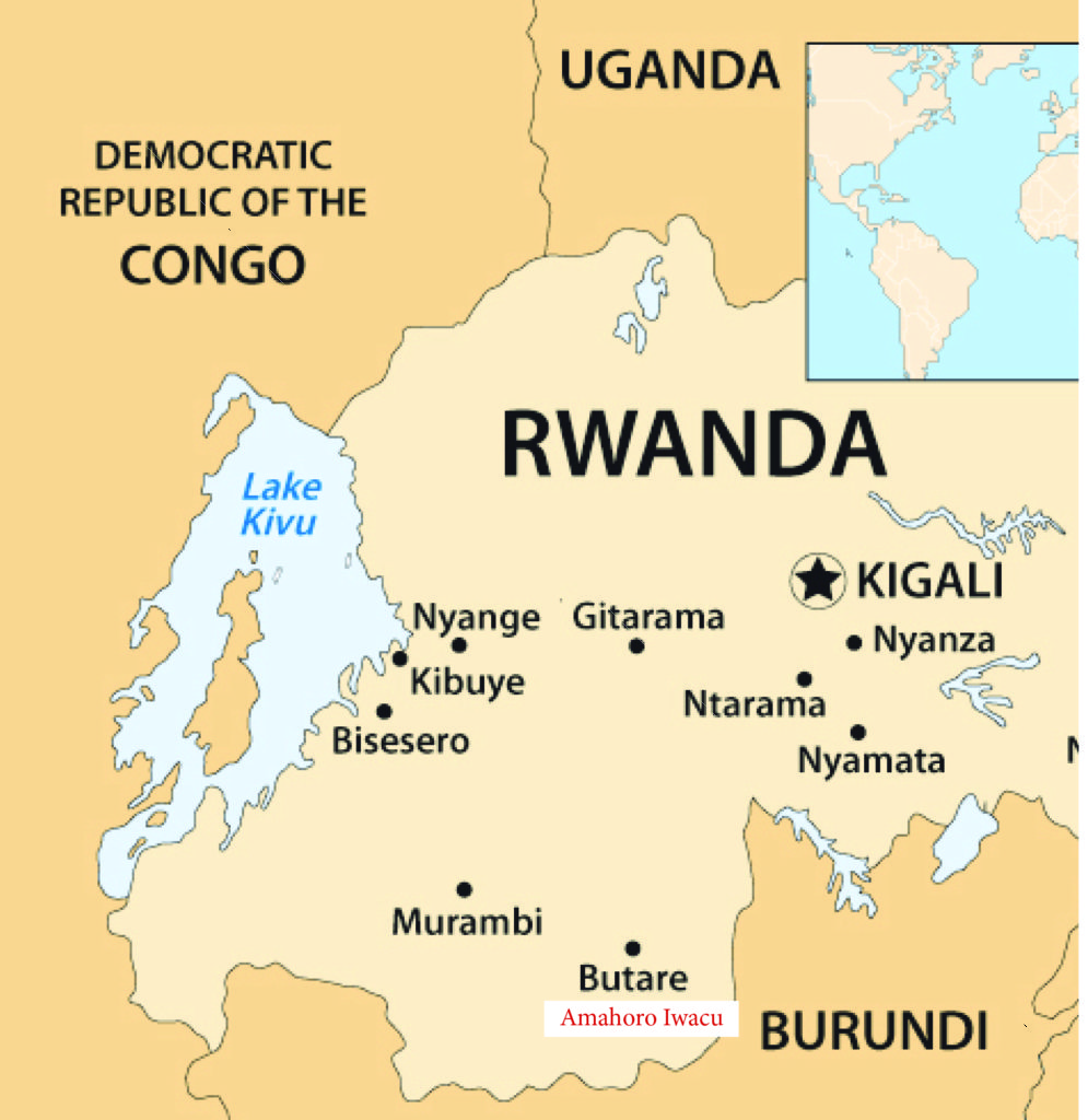 Rwanda Constellation